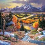 Puzzle  Sunsout-44336