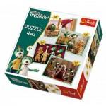 Puzzle  Trefl-34290