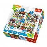 Puzzle  Trefl-34292