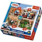 Puzzle  Trefl-34300