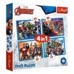 Puzzle  Trefl-34310