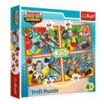 Puzzle  Trefl-34313