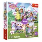 Puzzle  Trefl-34314