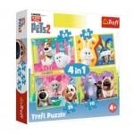 Puzzle  Trefl-34319