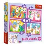 Puzzle  Trefl-34322