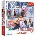 Puzzle  Trefl-34344