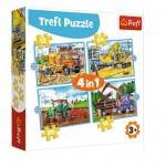 Puzzle  Trefl-34353
