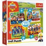 Puzzle  Trefl-34373
