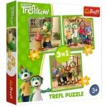 Puzzle  Trefl-34838