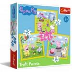 Puzzle  Trefl-34849
