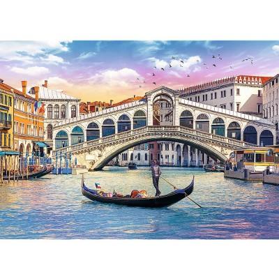 Puzzle Trefl-37398 Venice