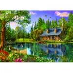 Puzzle  Trefl-45005